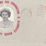 QEII Barbados Coronation Commemorative FDC Illustrated Cover V3