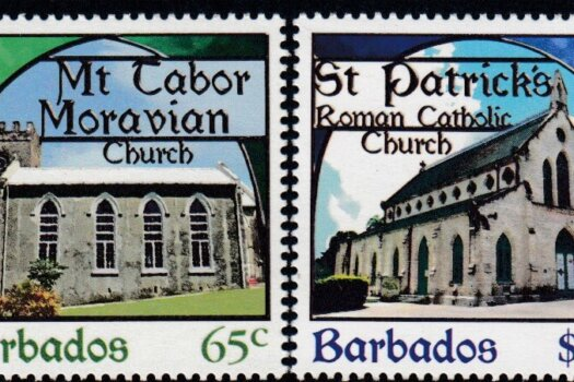 Barbados SG1400-1403 | Places of Worship