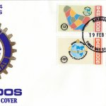 Barbados 1980 | 75th Anniversary of Rotary International FDC