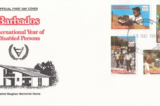 Barbados 1981 | International Year of Disabled Persons FDC