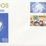 Barbados 1981 | Hurricane Season FDC