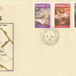 Barbados 1981 | Harrisons Cave FDC