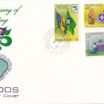 Barbados 1982 | 75th Anniversary of World Scouting FDC