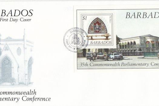 Barbados 1989 | 35th Commonwealth Parliamentary Conference FDC