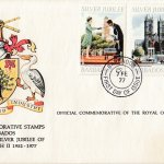 Barbados 1977 | Silver Jubilee Royal Commonwealth Society FDC