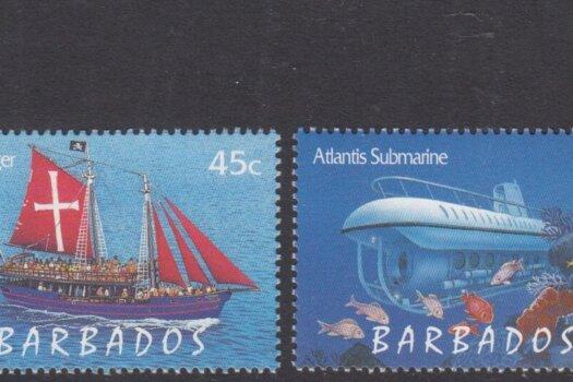Barbados 1129-1132   Tourism