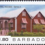 Barbados - Chattel Houses Series 2 - $1.80
