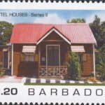Barbados - Chattel Houses Series 2 - $2.20