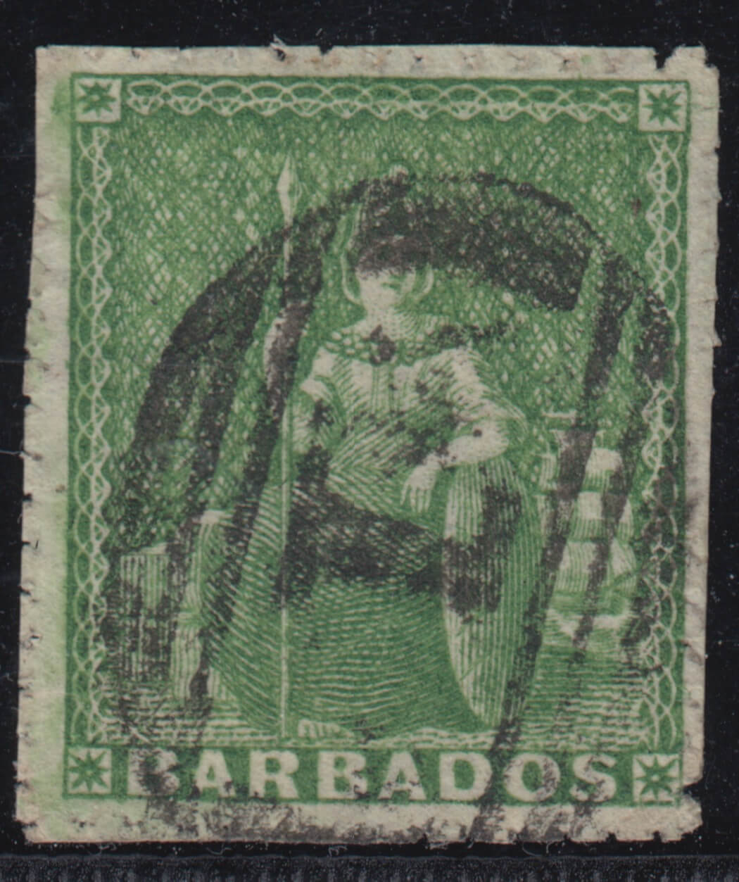 Barbados SG13 Pin Perf