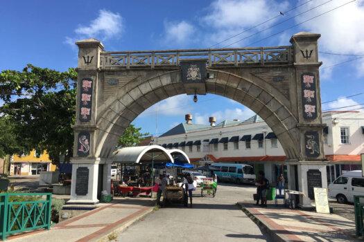 Independence Arch, Bridgetown, Barbados