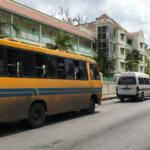 Barbados Transport Bus plus local Taxi