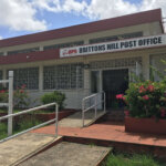 Brittons Hill Post Office, Barbados