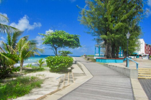 The Boardwalk, Hastings, Barbados 2019