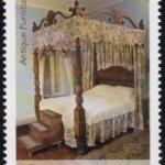 Barbados Antique Furniture 2021 – 65c stamp