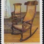 Barbados Antique Furniture 2021 – $1.40 stamp