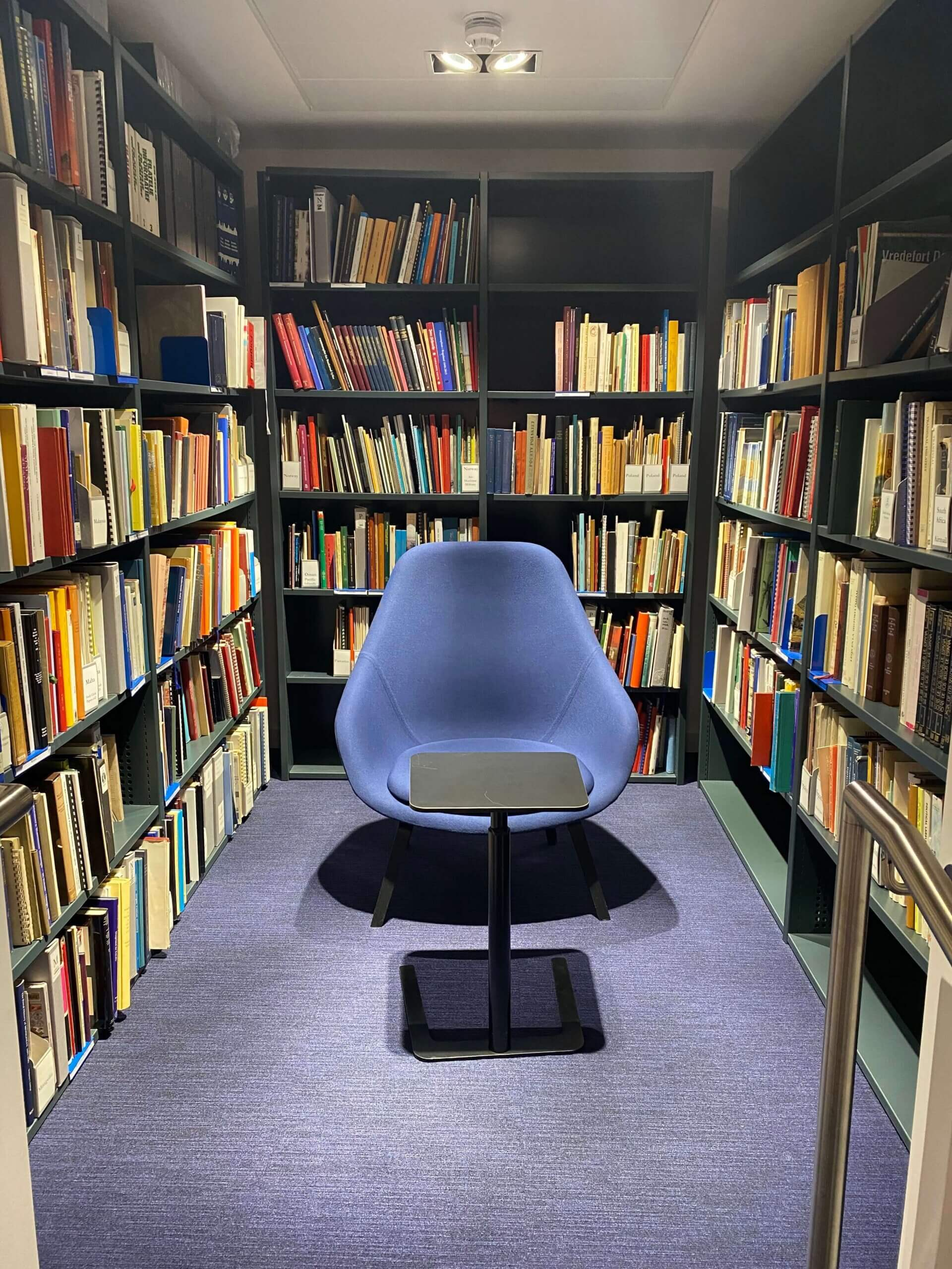The Pod in the RPSL Library