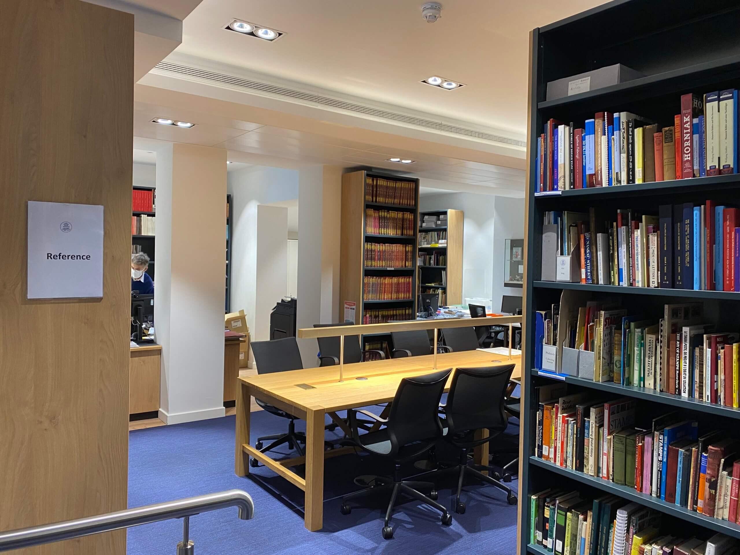RPSL Library