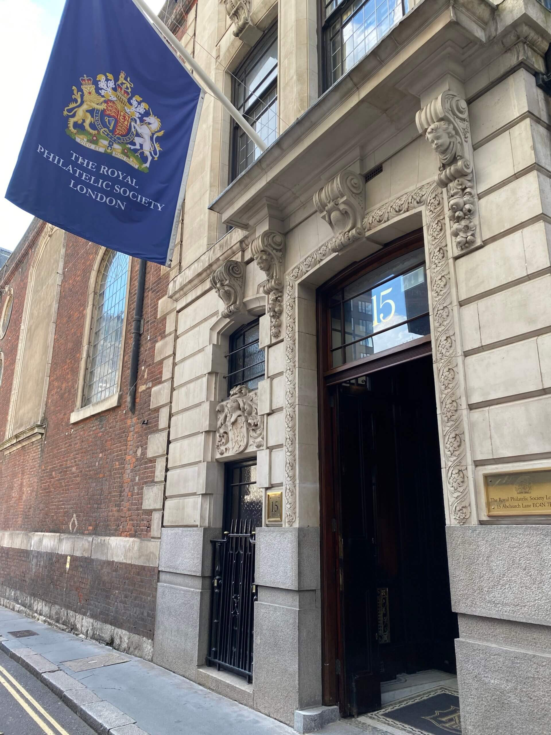 A trip to the Royal Philatelic Society London showcases their new home