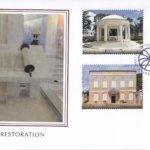 Barbados 2021 Synagogue Restoration FDC