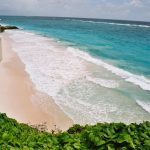 Pink Sand on Crane Beach, Barbados
