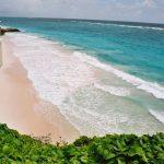 Pink Sand on Crane Beach, Barbados