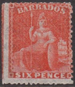 Barbados SG60