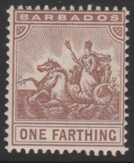 Barbados SG163