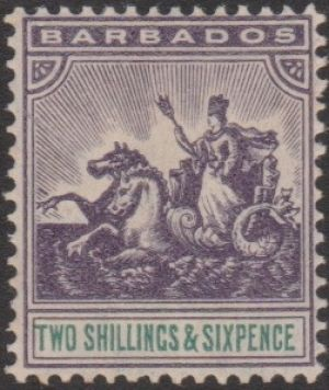 Barbados SG115