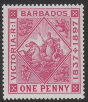 Barbados SG118