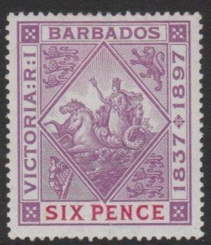 Barbados SG121