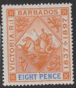 Barbados SG122