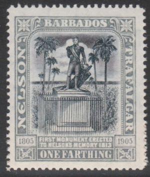 Barbados SG158