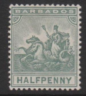 Barbados SG164