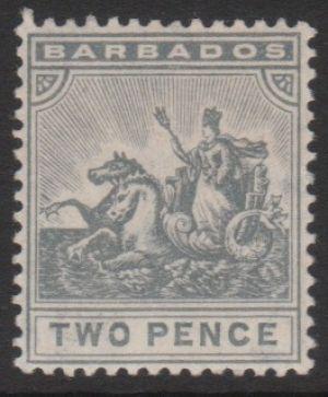 Barbados SG166