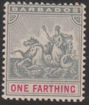 Barbados SG105