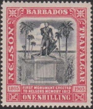 Barbados SG151
