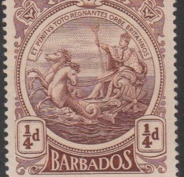Barbados SG181b