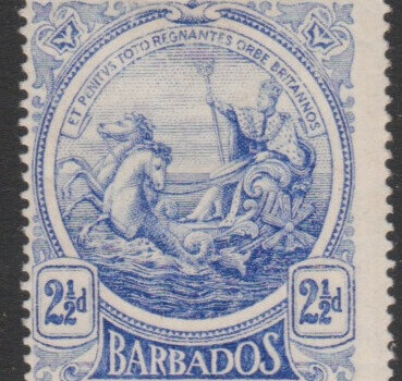 Barbados SG185a