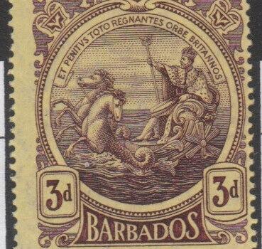 Barbados SG186