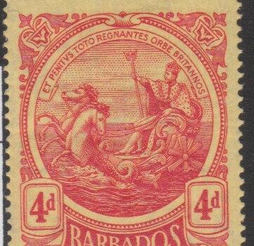 Barbados SG187