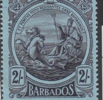 Barbados SG190