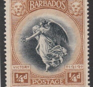 Barbados SG201