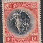 Barbados SG203