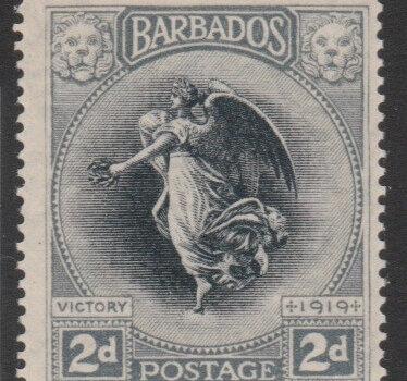 Barbados SG204
