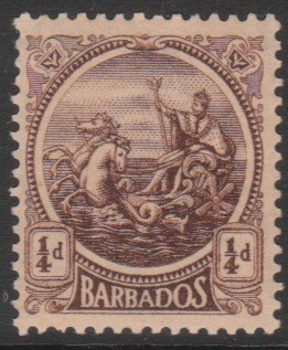 Barbados SG217