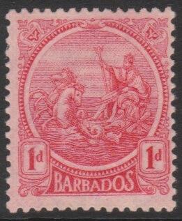 Barbados SG220b