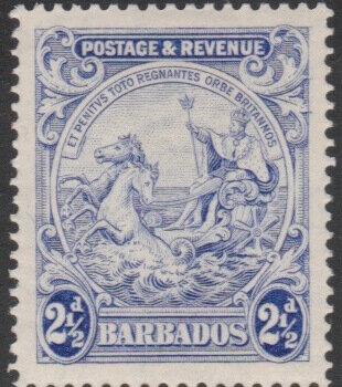 Barbados SG233a