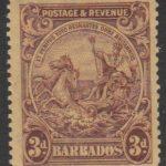 Barbados SG234a