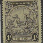 Barbados SG237b