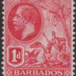 Barbados SG172